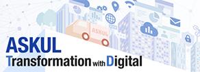 ASKUL Transformation with Digital
