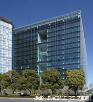 新オフィス 豊洲キュービックガーデン