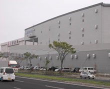仙台物流センター外観 (6月2日)