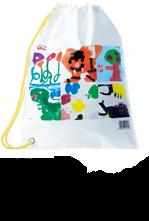 アスクル限定販売 江崎グリコ お菓子のショルダーバッグ(こども支援パッケージ)