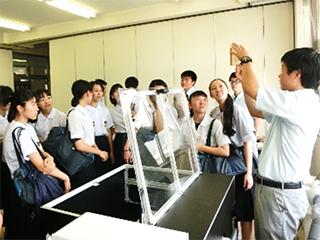 福島県立清陵情報高等学校